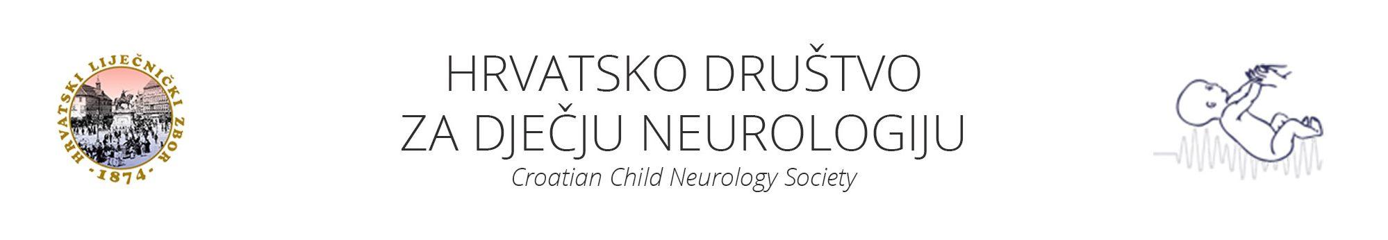 Stranica hrvatskog društva za dječju neurologiju
